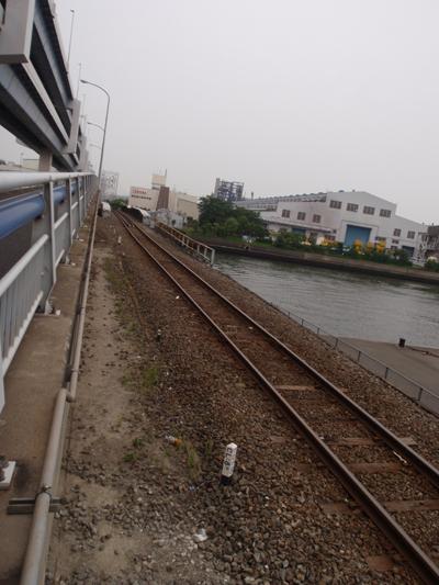 多摩運河 神奈川臨海鉄道