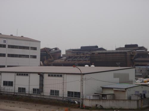 日本冶金工業川崎製造所 太陽日酸ト
