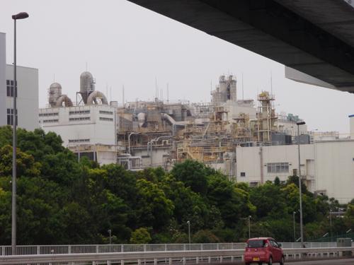花王 川崎工場