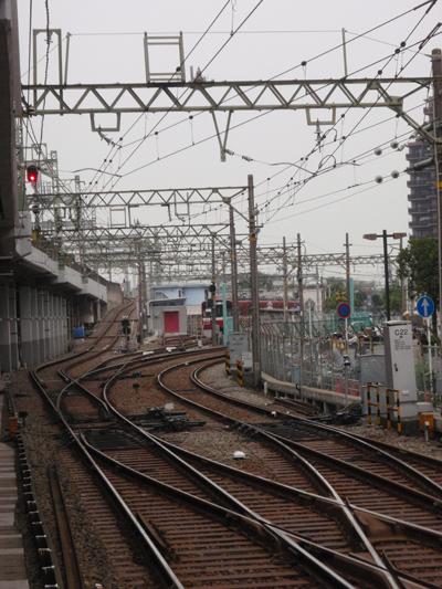 京急大師線 京急川崎駅港町駅方面