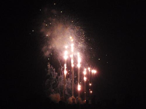 江戸川花火大会2012