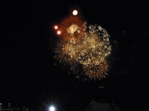 調布市花火大会 2012
