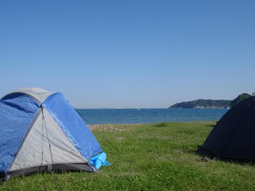 北浜キャンプ場