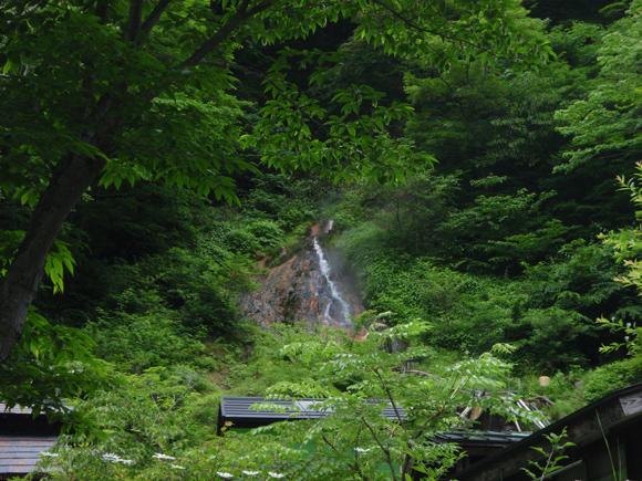北温泉旅館 湯の滝