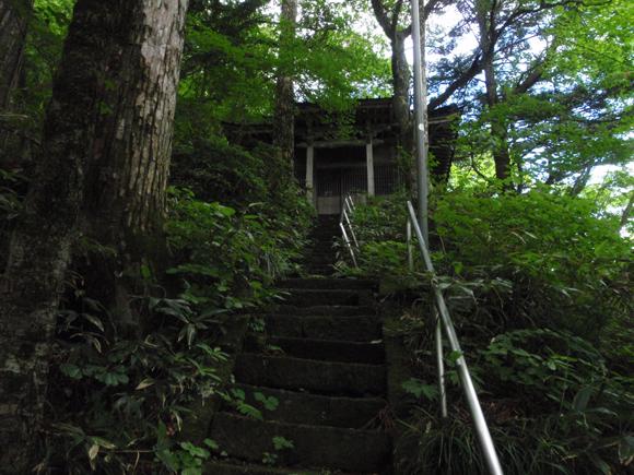 北温泉旅館 温泉神社