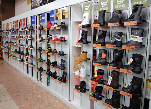 オオタ 港店 オープン 安全靴
