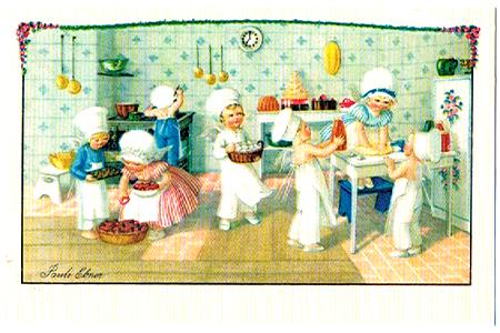 ヨーロッパポストカード