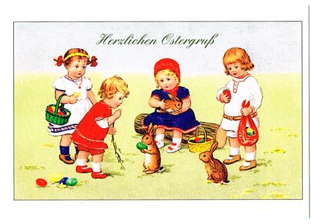 ドイツポストカード