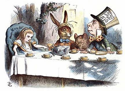 不思議の国のアリス、Alice in Wonderland、ジョン・テニエル