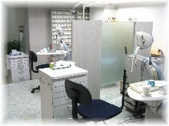 診療室はプライバシーに配慮