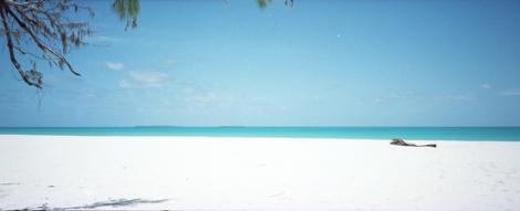 ウベア島のムリビーチ