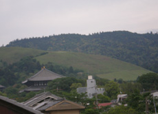 三笠山(若草山)
