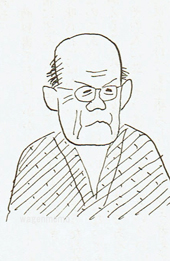 実篤・東海林さだお筆.jpg