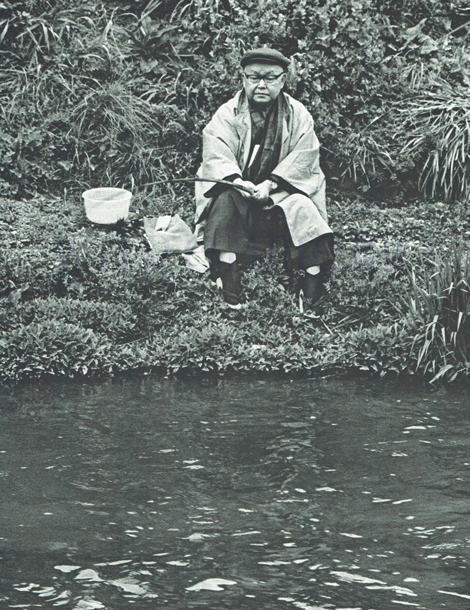 w井伏鱒二1975年山梨県石和満.jpg