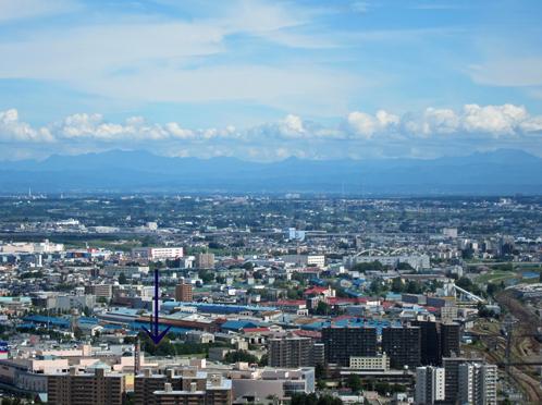 JRタワーよりサッポロビール.jpg
