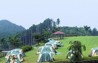 自然塾キャンプ
