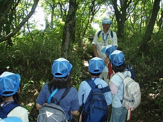 サントリー水と森の学校