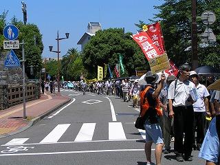 2011_0723ひまわり パレード1