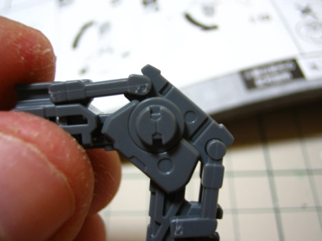 MG 1/100 RX-78-2ガンダムVer.2.0