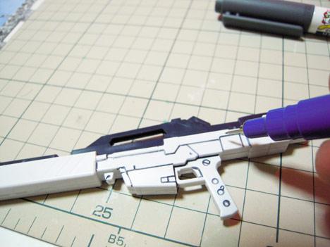 MG 1/100 RX-93 νガンダム