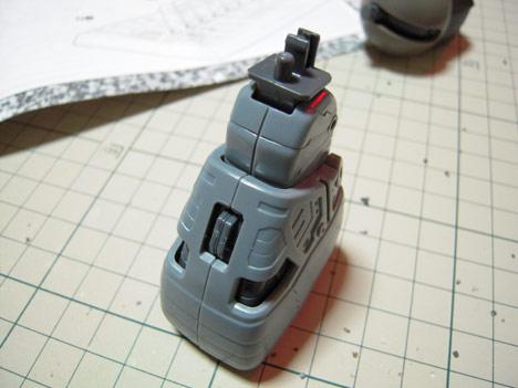 MG MSM-04 アッガイ