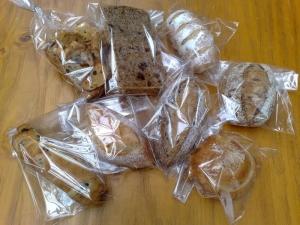 乙女展 寺町大丸堂のパン