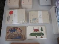和紙の封筒やカード