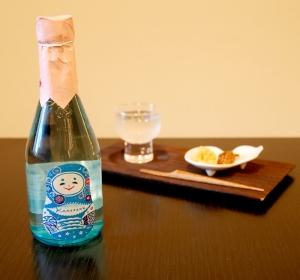 乙女酒と酒肴セット