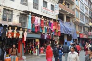 ネパールの乙女