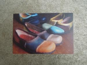 ソルヨンの靴展 コラボン