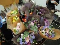 花のアトリエこすもす 花束