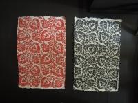 木版画 手漉き紙