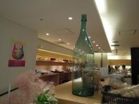 巨大ガラス瓶 酒瓶