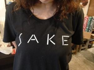 じろうえもん SAKE Tシャツ