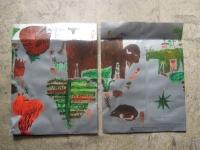 伊勢丹 ミロコマチコ 包装紙