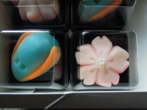 和菓子処はやし 和菓子作り体験