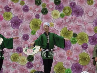 春ららら市2016 ライブ 山中節
