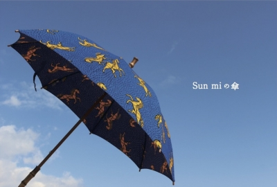 Sun mi の傘