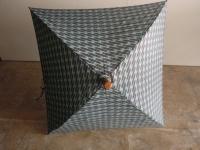Sun miの傘 岩本工房 金沢 アフリカの布
