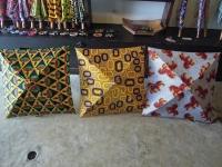 Sun mi の傘 金沢 岩本工房 アフリカの布