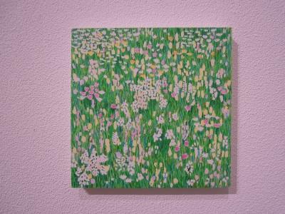 黒部市美術館「佐々木愛展—風景と物語のあいだに」