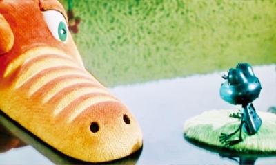 カエルの旅