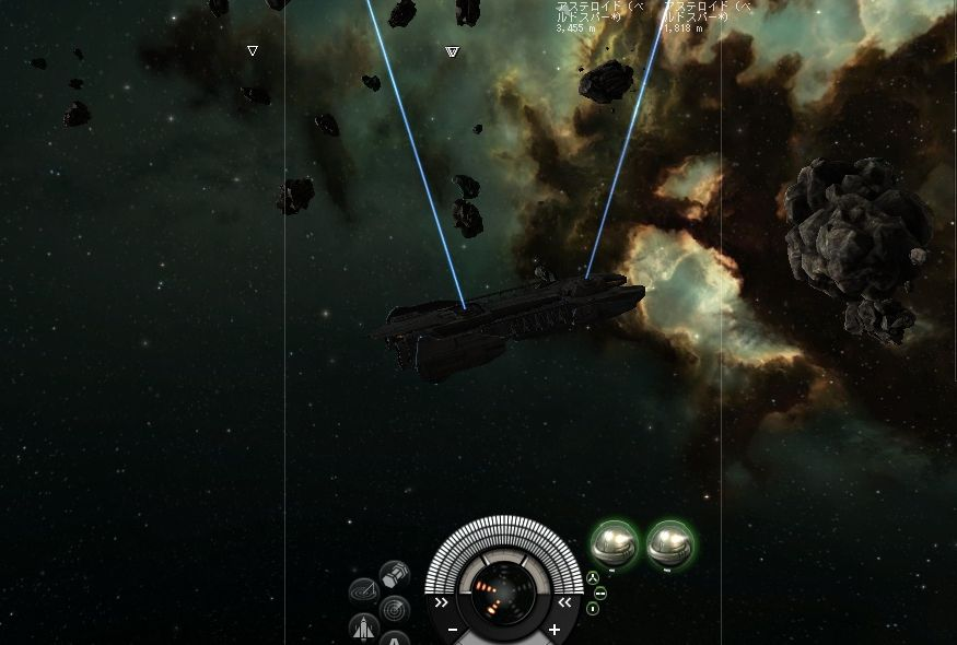 eve online 採掘