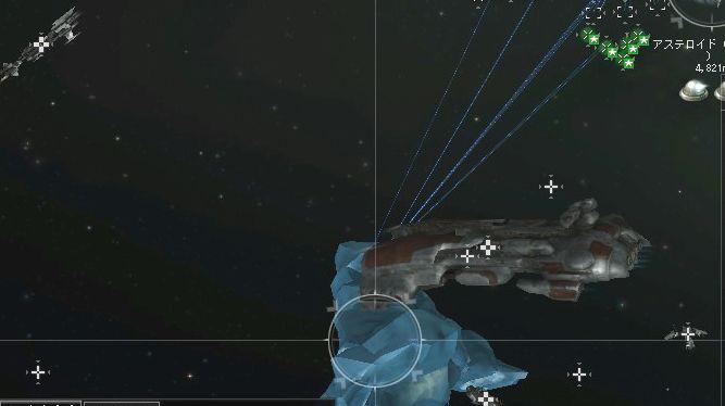 EVE Online 船 画像