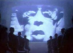 MacintoshのCM「1984」