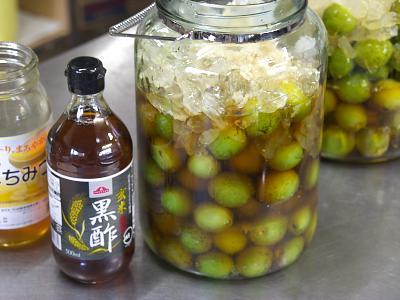 梅酢ジュース
