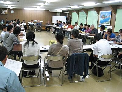 グランフォンド糸魚川全体会議