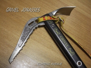 GRIVEL JORASSES