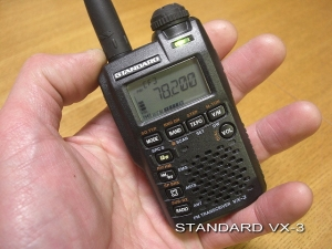 STANDARD VX-3