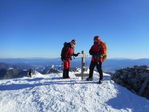 木曽駒ヶ岳(2956m)